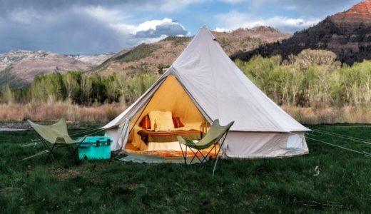 グランピング施設用のテントは建築基準法や旅館業法の対象?建築確認や条件・土地選びのポイントも