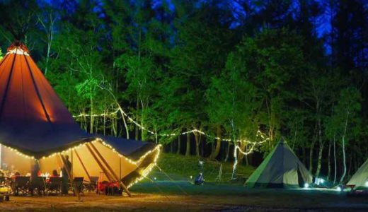 Mukava Otari Private Campの極上グランピング|1日1組完全貸切限定プランの料金や設備とアクセス