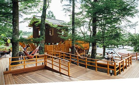 PICA山中湖のグランピング宿泊料金&食事プランとアクセスや口コミ紹介