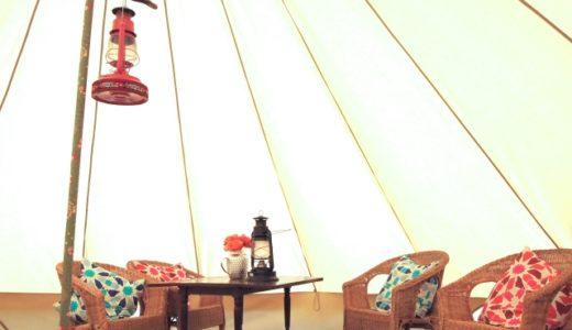 初心者こそ体験してほしいキャンプスタイル「グランピング」ならアウトドアのいいとこどり