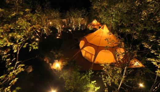 【大分 湯布院】 COMOREBIの温泉グランピングの料金・食事プラン・アメニティーやアクセスに口コミ紹介