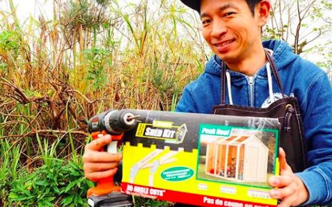 DIYキャンプ芸人・タケトのプロフィールやDIY術に取得している育児関連資格の紹介|ハピキャンゲスト