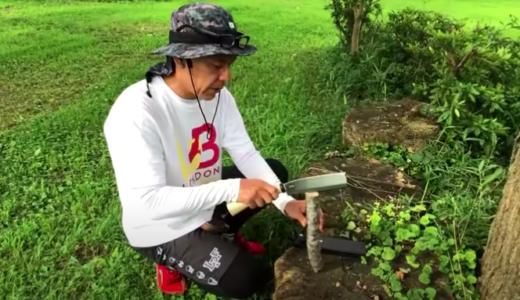 ロンブー亮の初ソロキャンプ|田村亮のキャンプ道具やギアにキャンプ飯レシピまとめ