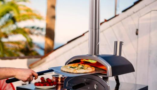 キャンプで本格ピザが手軽に焼ける|Ooni Fyra(ウニ フィーラ)のポータブルピザ窯の値段や特徴にレビューまとめ