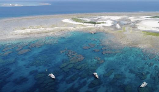 【嵐にしやがれ】ヒロシとサトシのソロキャンプ最終回「沖縄無人島」のロケ地やアクセス方法|釣れた魚紹介も