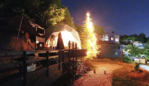 【札幌】グランドーム札幌 ヴィラ・カルタのグランピング料金プランや食事、設備・アメニティまとめ