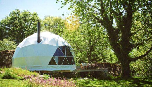 おしゃれの国フランスで個性的なドームテントに泊まれるグランピング施設19選|2021最新